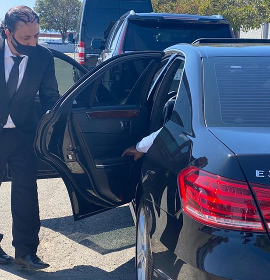 Monterey Airport Limo Car Service